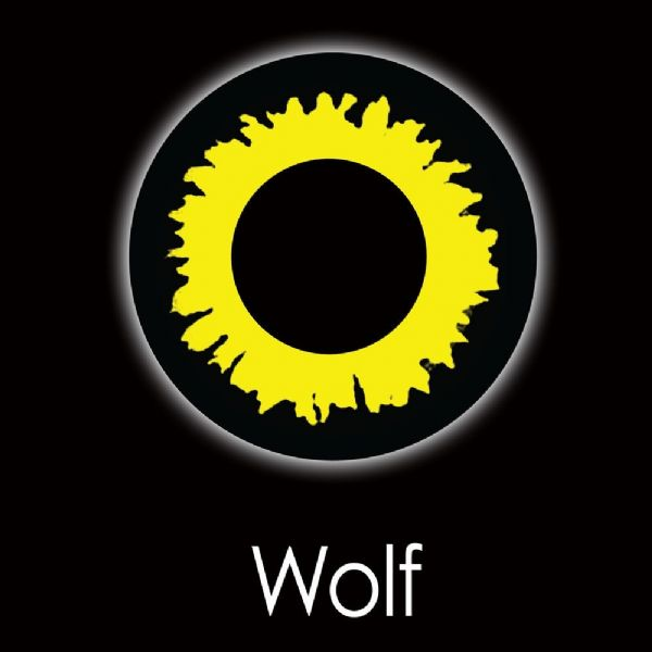Wolf Contact Lens